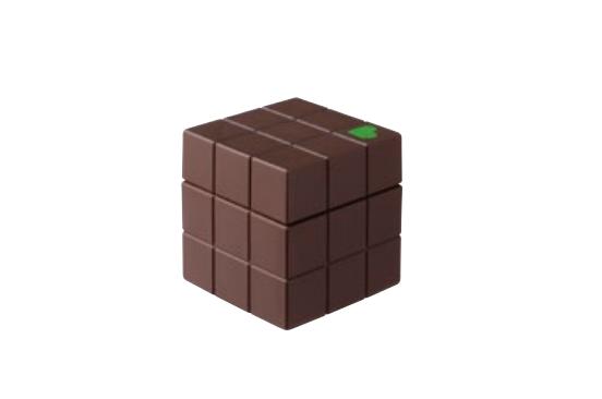 アリミノ ピース ハードワックス チョコ
